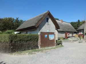 rybářská vesnička Vitt