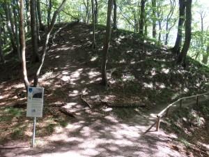 Přírodní park Jasmund - Hertaburg